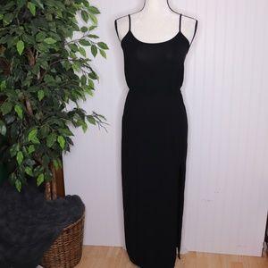 American Eagle Drop Waist Maxi Dress Size M